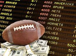 sports betting is big money