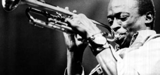 Jazz icon and American, Miles Davis