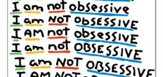 Obsession with obsessiveness