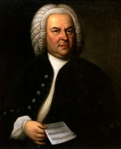 JS Bach, the one and only