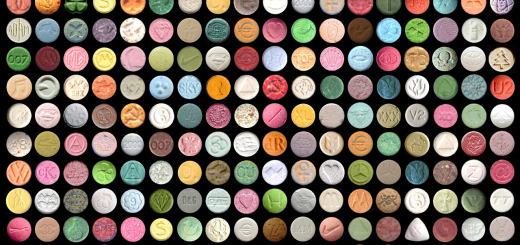 Ecstasy comes in many colors