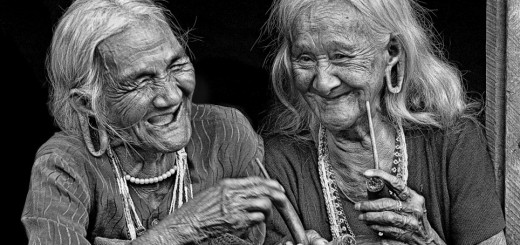 Two Vietnamese Friends