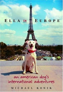 Ella in Europe Cover