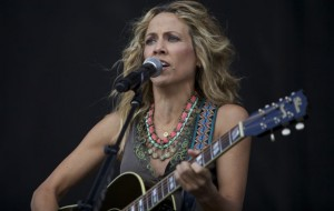 Lance Armstrong's Ex, Sheryl Crow