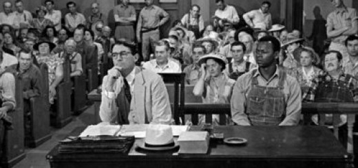 To Kill a Mockingbird Courtroom Scene