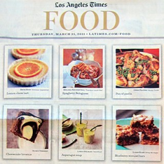 LA Times FOOD