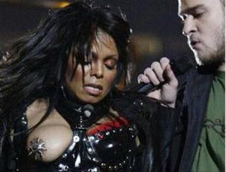 Janet Jacksons Breast