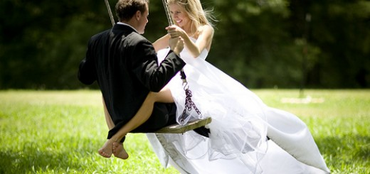 hot married couple swinging