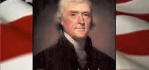 Thomas Jefferson, troublemaker
