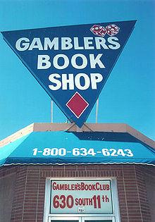 Gambling book shop las vegas