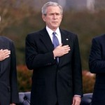 Pentagon Holds Departure Ceremony For Rumsfeld