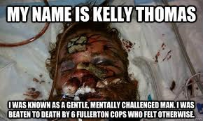 kelly thomas