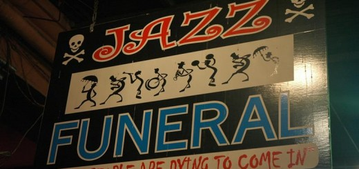 Jazz Funeral - People are Dying to Come in