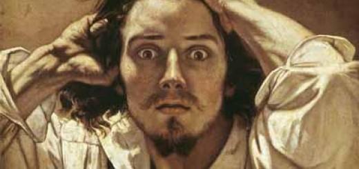 courbet-the-despairing-man-1843-1845