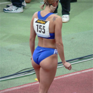 athlete butt