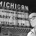 Barry Commoner for President!