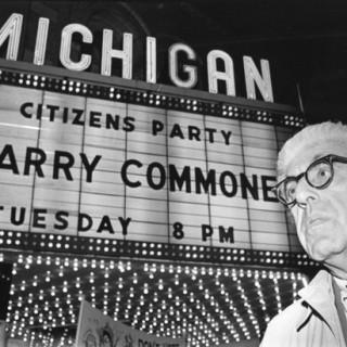 Barry Commoner for President!