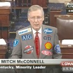 Mitch McConnell is sponsored by...
