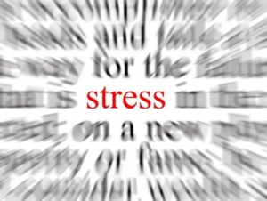 Stress is a Word Representing a Concept, Not a Thing