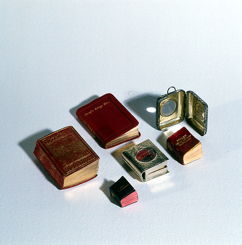 Very small books worth reading –
