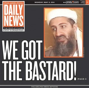 Osama in the Hatelines