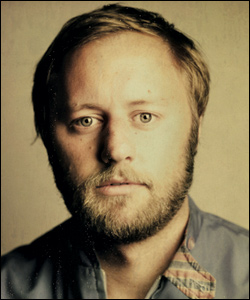 Rory Scovel, beautiful tortured artist