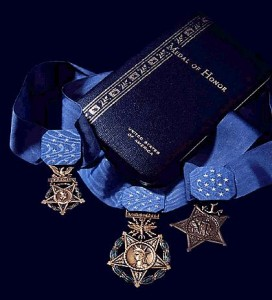 Medal of honor for honorable men