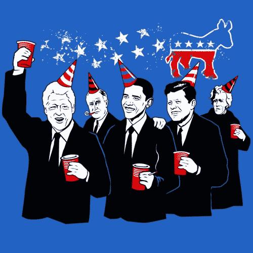 the democratic mafia