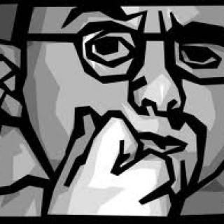 a perplexed thinker