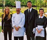 serving staff