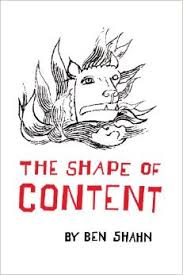 shape of content