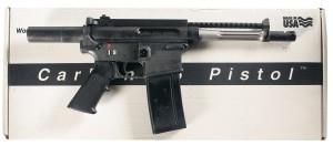 carbon pistol