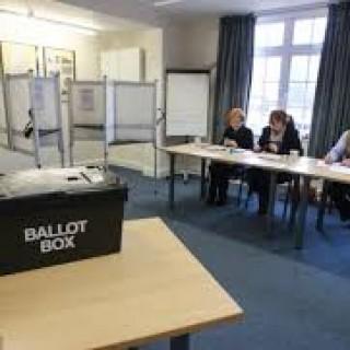 lonesome ballot box