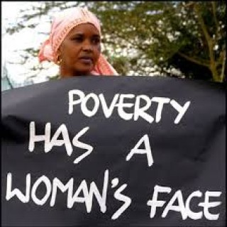female poverty