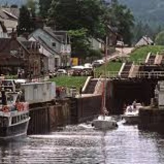 Scottish Locks Near the Lochs