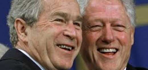 two fellas happy as pigs