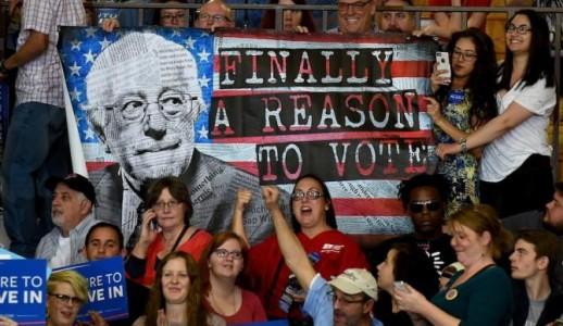 bernie voters