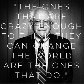 crazy idealism